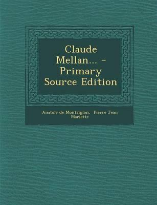 Claude Mellan...