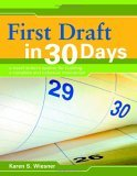 First Draft In 30 Days