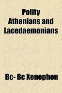 Polity Athenians and Lacedaemonians