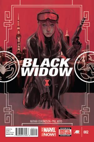 Black Widow Vol.5 #2