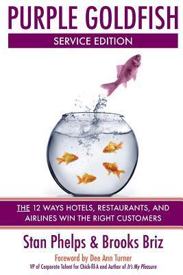 Purple Goldfish Service Edition