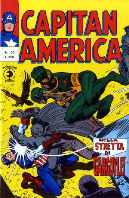Capitan America n. 53