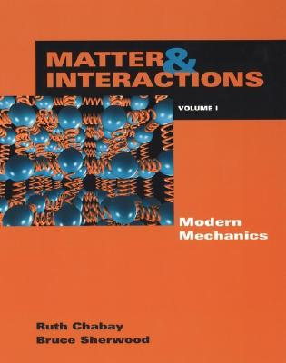 Matter and Interactions I