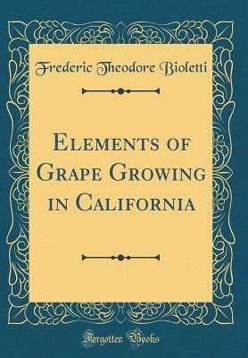 Elements of Grape Gr...