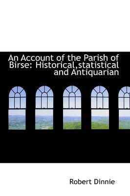 An Account of the Parish of Birse