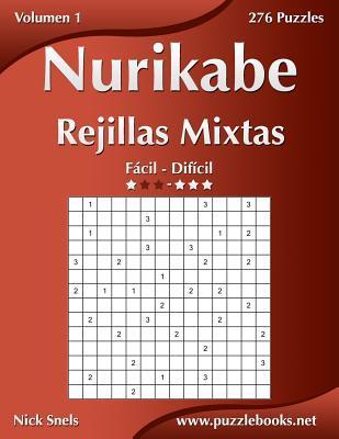 Nurikabe Rejillas Mixtas
