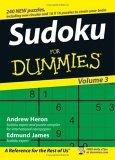 Sudoku For Dummies, vol. 3