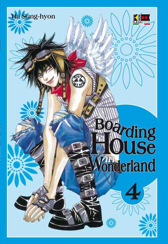 Boarding House in Wonderland vol. 4