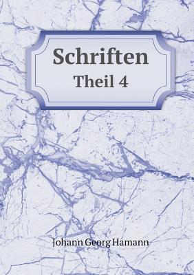 Schriften Theil 4