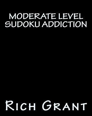 Moderate Level Sudoku Addiction