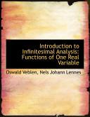 Introduction to Infinitesimal Analysis