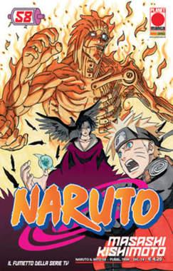 Naruto Il Mito vol. 58