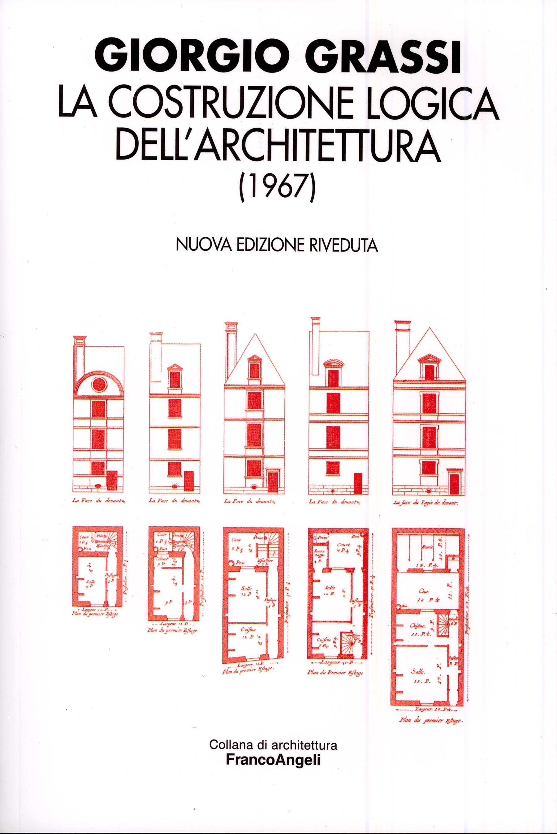 La costruzione logica dell'architettura (1967)