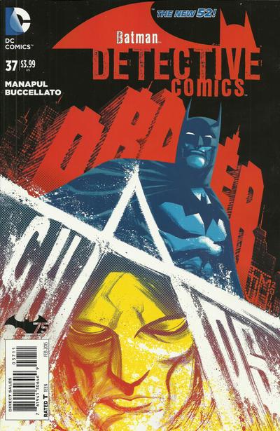 Detective Comics Vol.2 #37