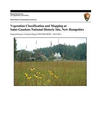 Vegetation Classification and Mapping at Saint-gaudens National Historic Site, New Hampshire