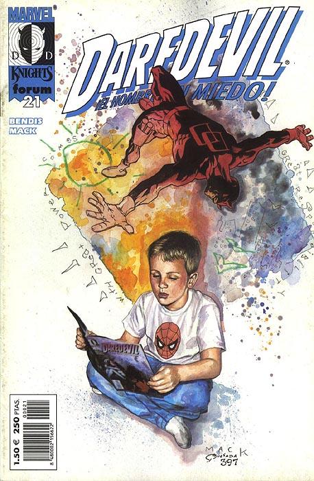 Marvel Knights: Daredevil Vol.1 #21 (de 56)