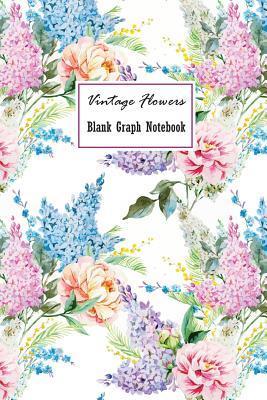 Vintage Flowers Blan...