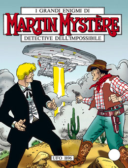 Martin Mystère n. 197