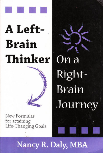 A Left-Brain Thinker on a Right-Brain Journey