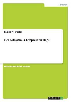 Der Nilhymnus