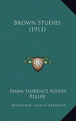 Brown Studies (1911)
