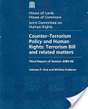 Counter-terrorism Policy and Human Rights