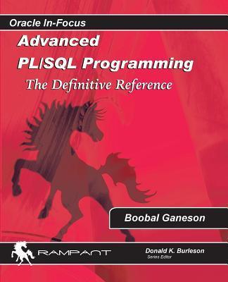 Advanced PLSQL Programming