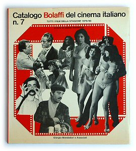 Catalogo Bolaffi del cinema italiano n. 7