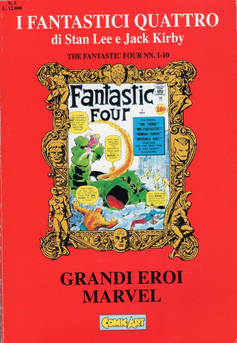 I Fantastici Quattro vol. 1