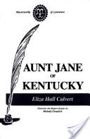Aunt Jane of Kentucky