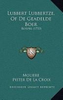 Lubbert Lubbertze, of de Geadelde Boer