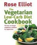 The Vegetarian Low-carb Diet Cookbook
