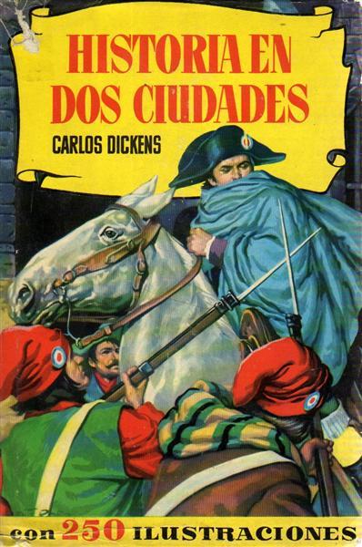 HISTORIA EN DOS CIUDADES