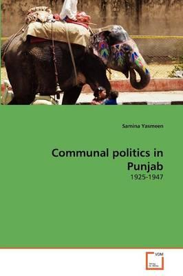 Communal politics in Punjab