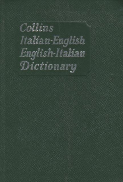 Collins Italian Gem Dictionary