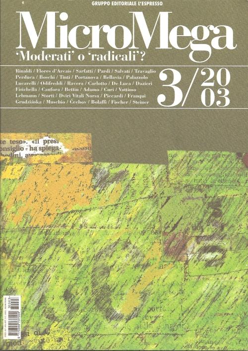Micromega 3/2003