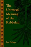 Universal Meaning of the Kabbalah