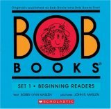Bob Books Set 1-Beginning Readers