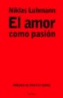 El amor como pasión