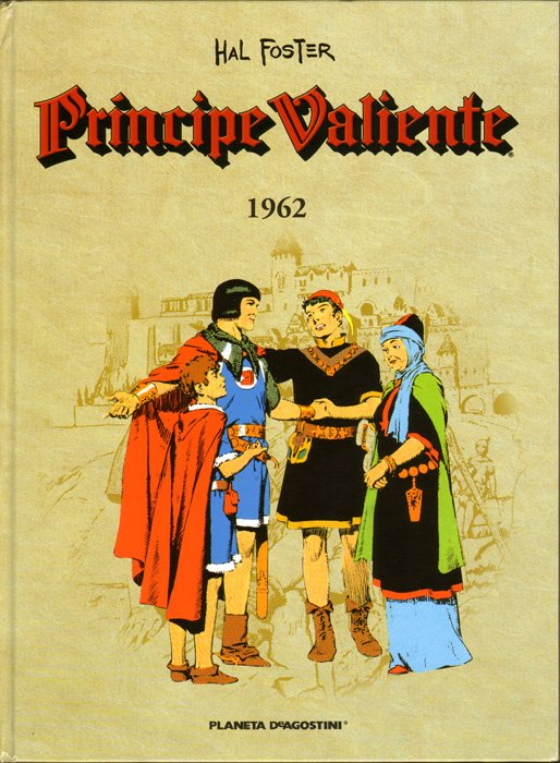 Príncipe Valiente #26