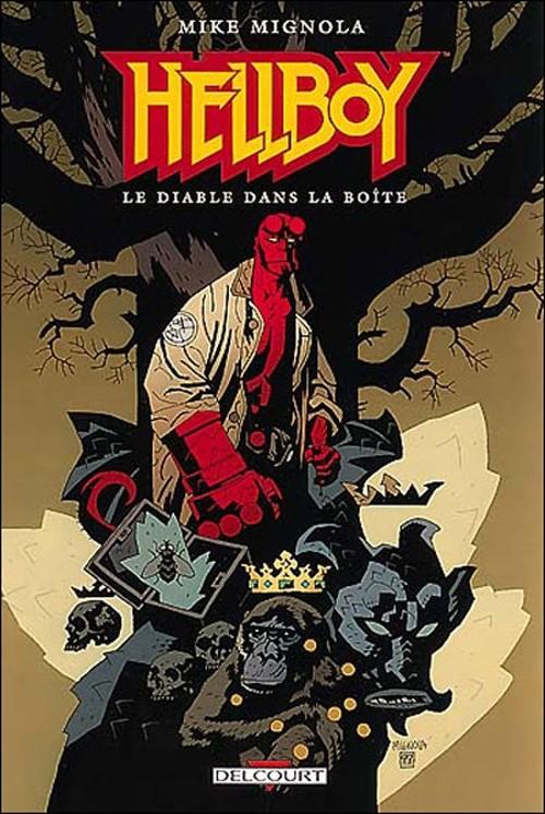 Hellboy Le Diable Dans La Boite