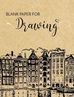 Blank Paper for Drawing