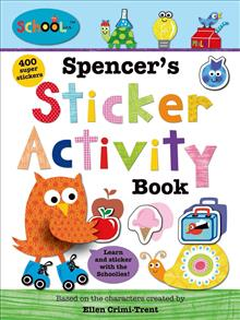Spencer's Sticker Activity Book