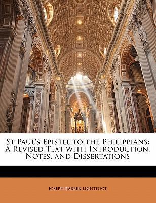 St Paul's Epistle to the Philippians