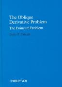 The oblique derivative problem