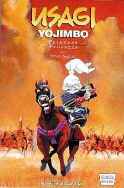 Usagi Yojimbo, vol. 1