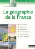 Geographie De LA France, LA