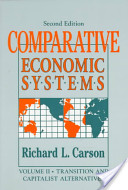 Comparative Economic Systems: Transition and capitalist alternatives