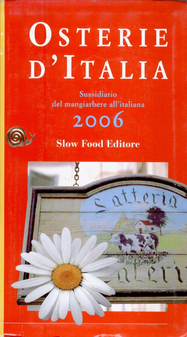 Osterie d'Italia 2006