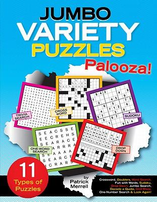 Jumbo Variety Puzzles Palooza!
